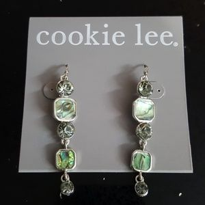 NET beautiful Cookie Lee earrings
